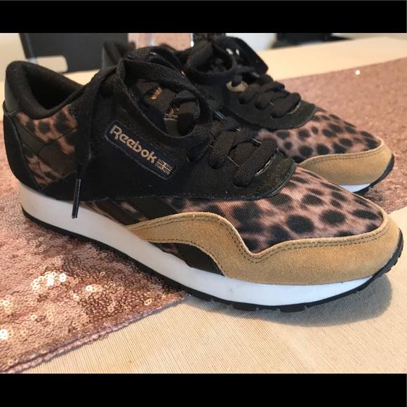 reebok leopard - 53% remise - www